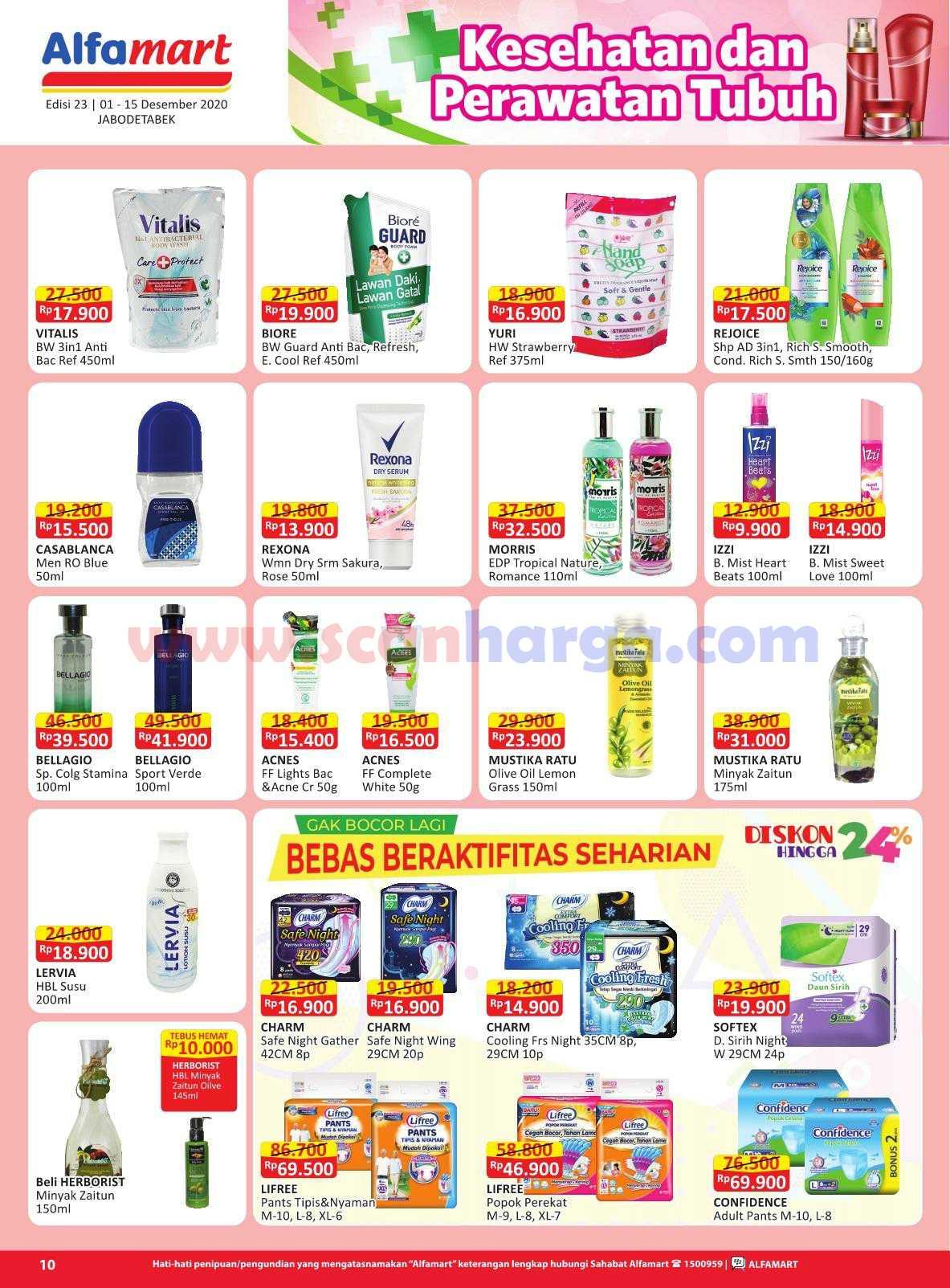 Katalog Promo Alfamart 1 - 15 Desember 2020 10
