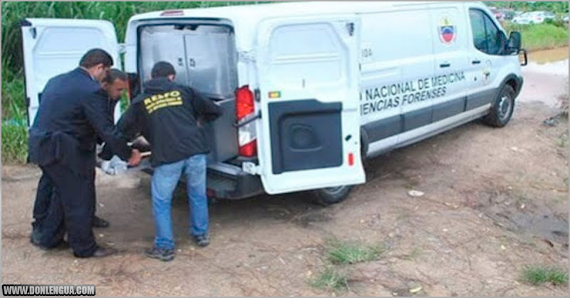 Encuentran un cadáver amarrado a un poste eléctrico en Trujillo