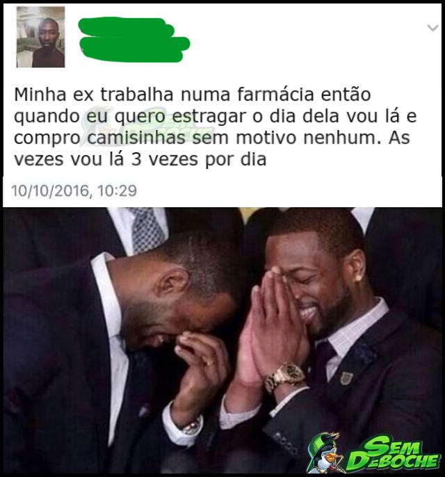 COMO ESTRAGAR O DIA DA EX
