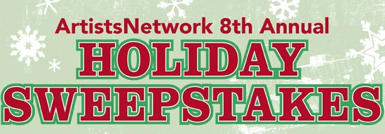 ArtistsNetwork 8th Annual Holiday Sweepstakes