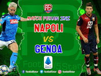 Match Prediction: Napoli vs Genoa