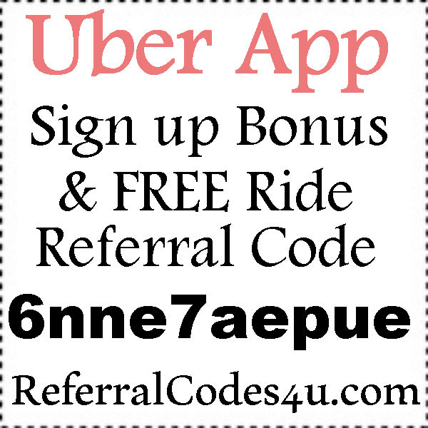 Uber App Invite Codes for Charlotte, Chattanooga, Chicago, Chihuahua Uber.com Referral Codes 2016