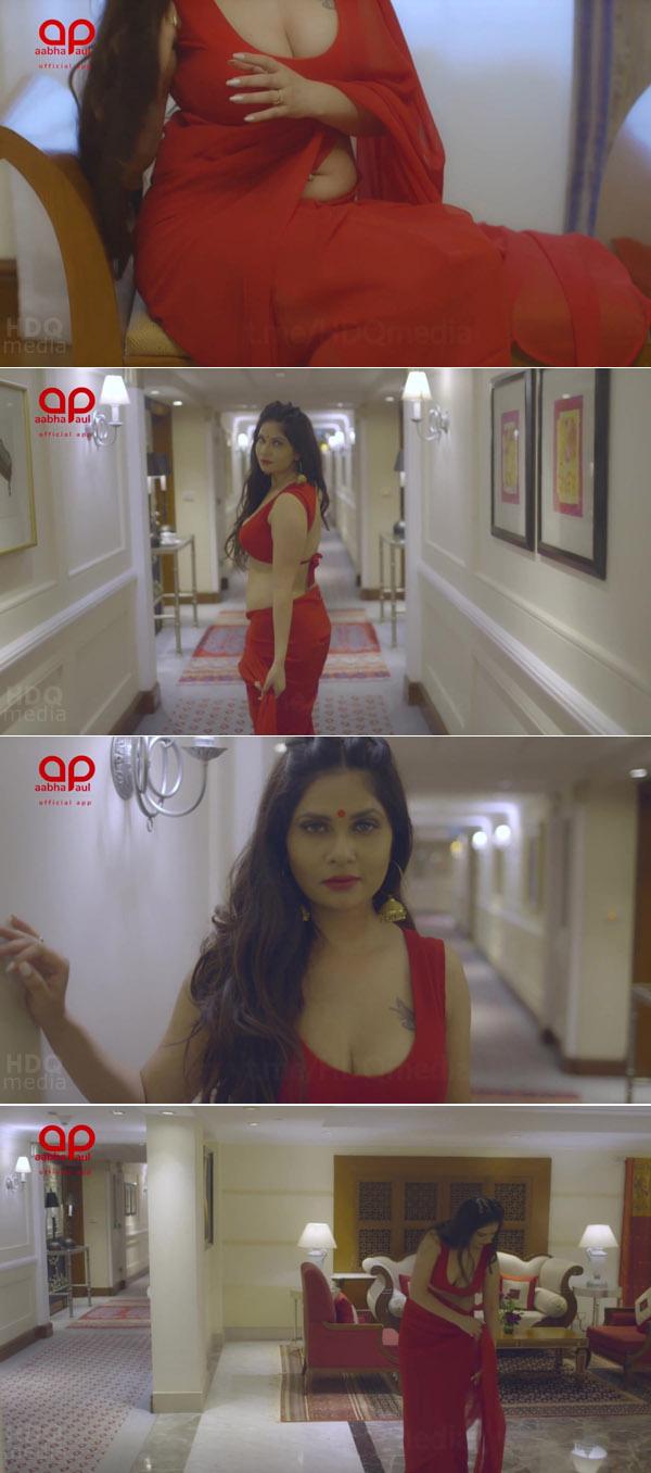 Mami Ji Ka Pallu By Aabha Paul 2019 ORG Hindi Hot Video HDRip 720p 30MB