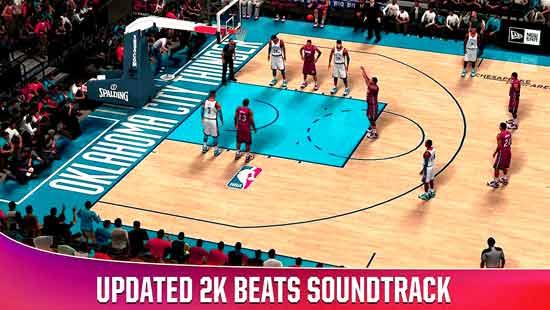 NBA 2K20 Mod Apk Data