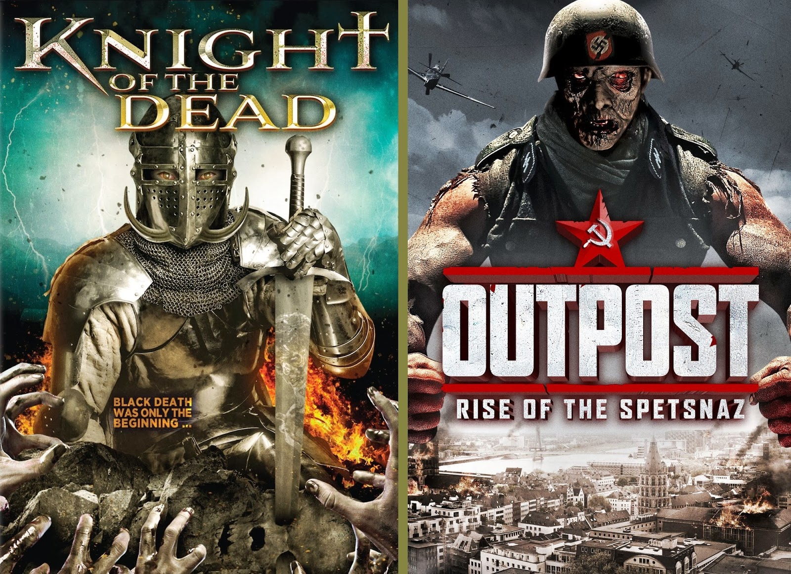 Knight of the Dead & Outpost: Rise of the Spetsnaz