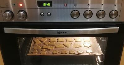 Zubereitung Ausstecherle (Schwäbische Butterplätzchen)