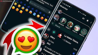 Nueva actualizacion de whatsapp 2020