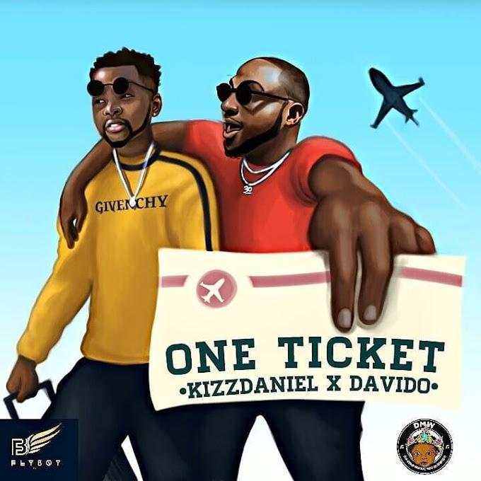 """Kizz Daniel – """"One Ticket"""" Ft Davido [Music]"""