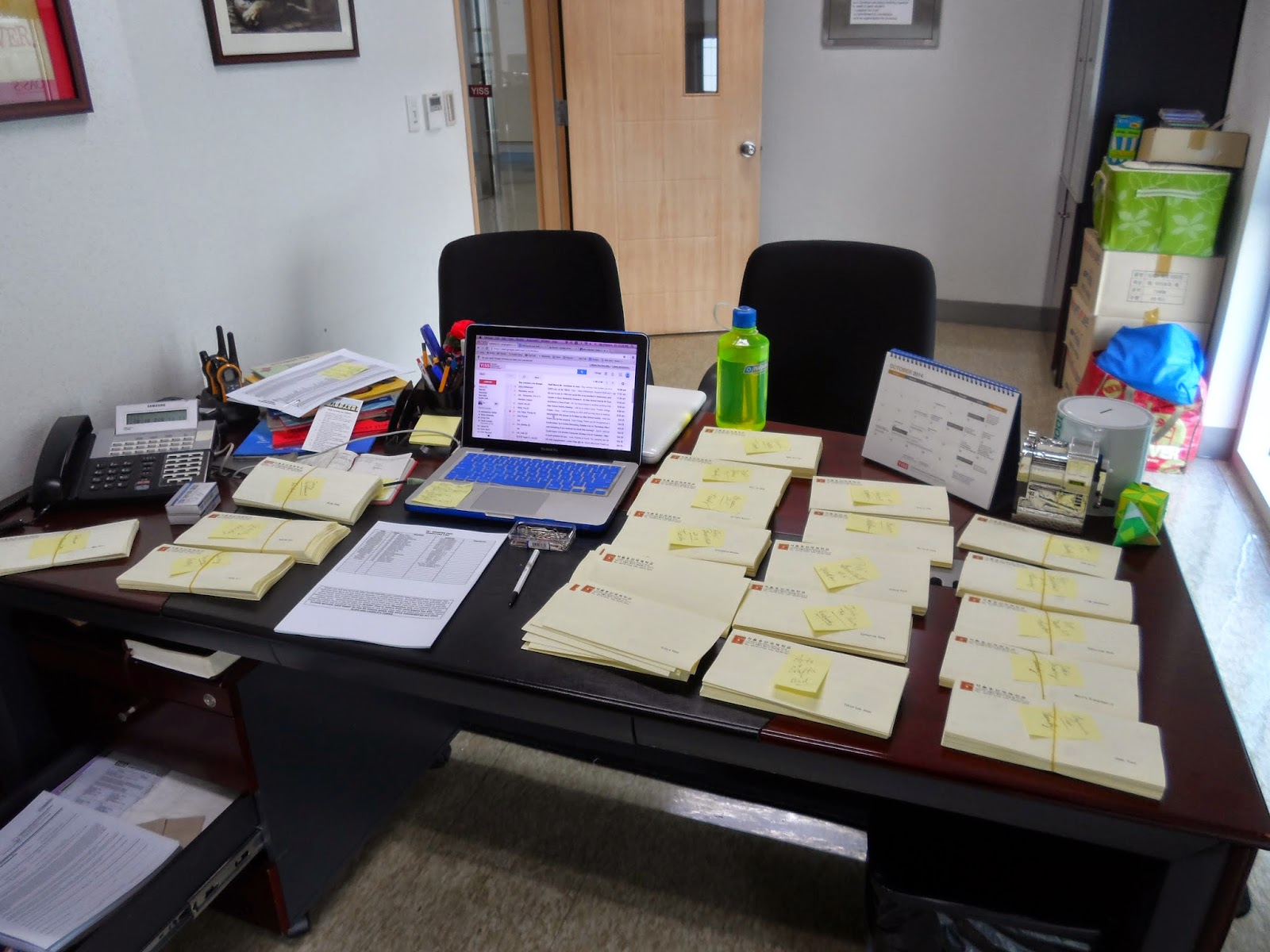 Me In My Office With All Of The Asa Organization