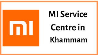 Xiaomi Mi Service Centres in Khammam