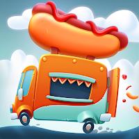 Idle Food Truck Tycoon Mod Apk