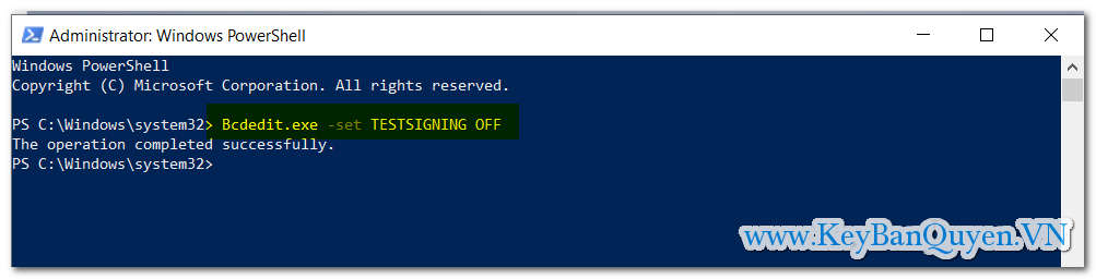 Chế độ Test Mode là gì ? Hướng dẫn bật ,tắt chế độ Test Mode trong Windows 7 và Windows 10.