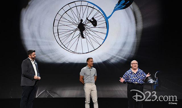 D23 Expo 2019 Disney Parks, Cirque du Soleil Show