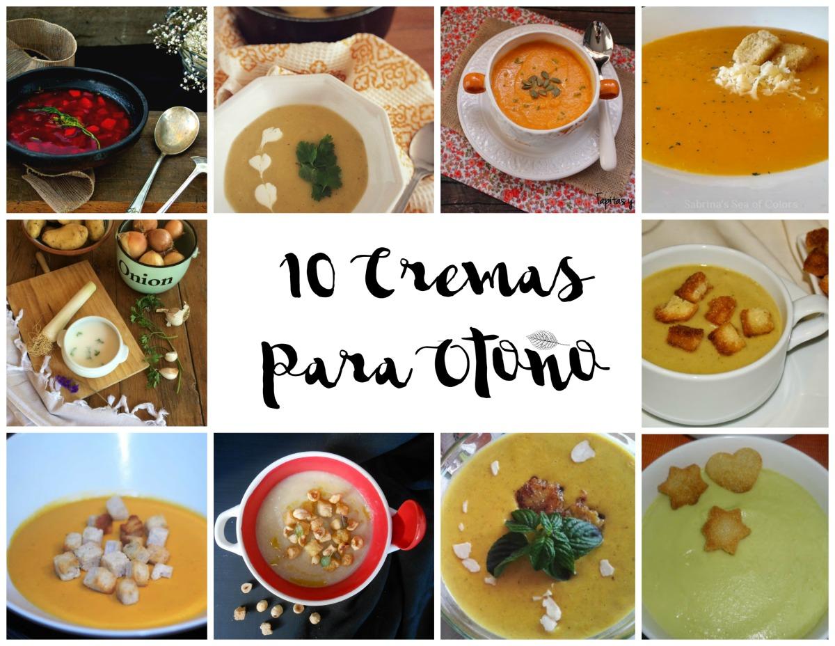 10 Cremas Para Otoño La Taza De Loza