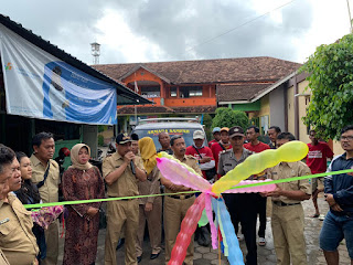 Margoyoso Launching Penanganan Sampah Berbasis Kebersamaan dan Gotong Royong