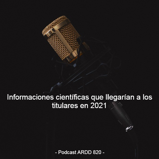 Podcast ARDD 820