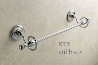 accesorios de baño clásico ligero