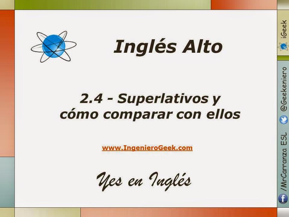 Igeek 24 Reglas Para Formar Adjetivos Superlativos Y