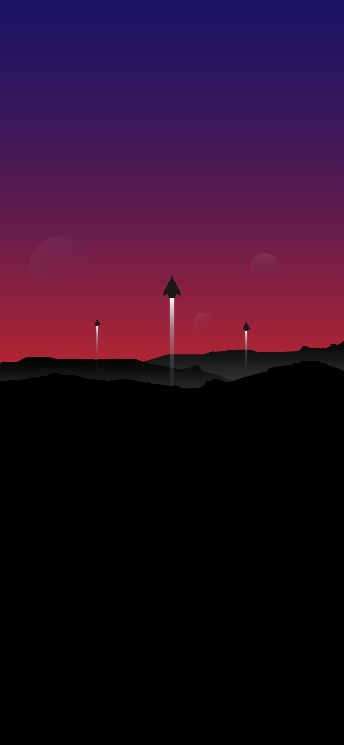 iphone wallpaper 4k mission spaceship futuristic sci-fi space background