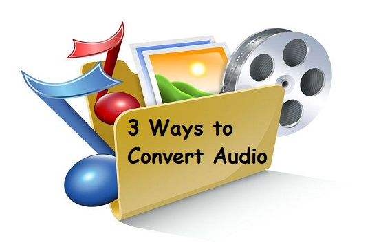 convert audio for free