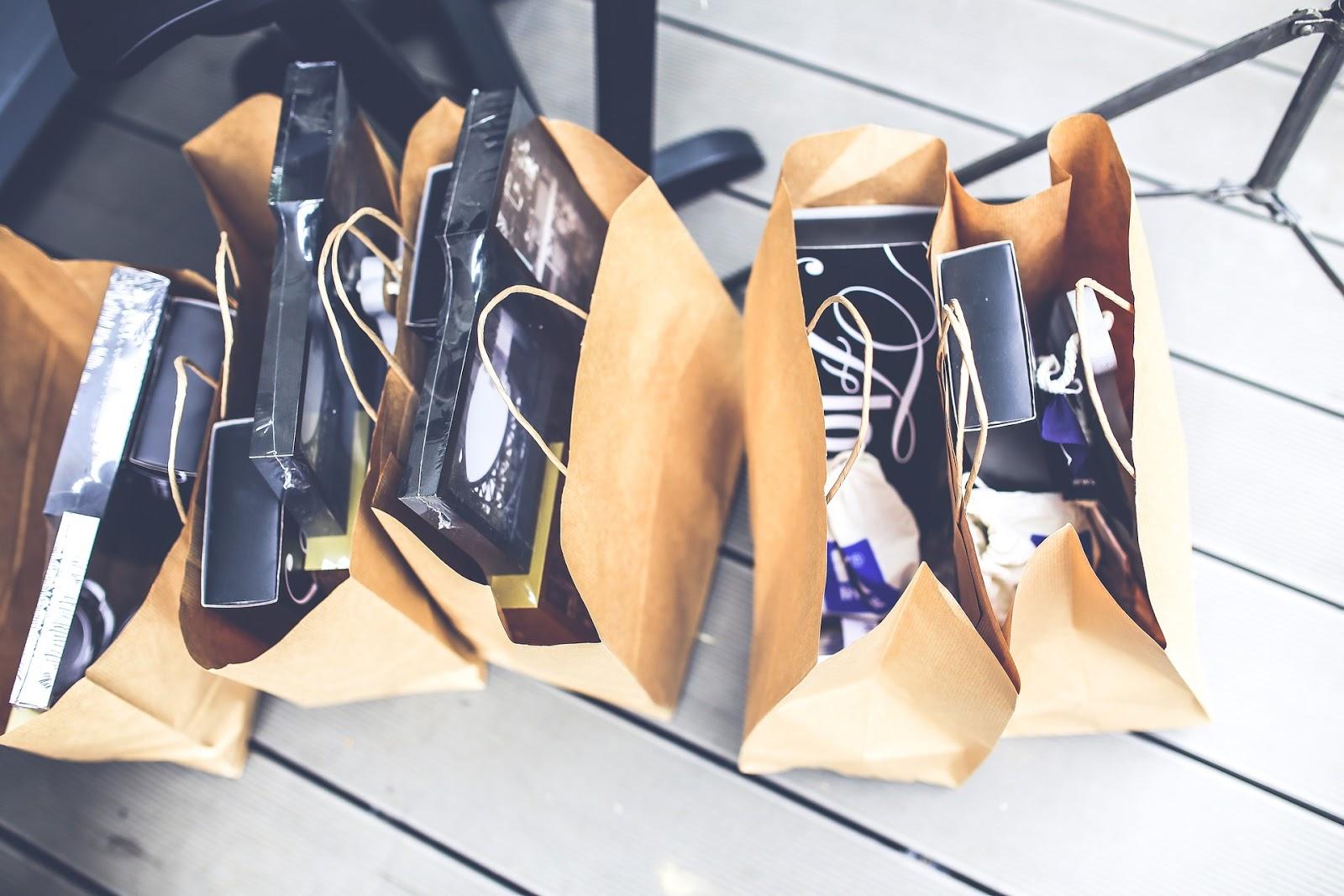 niepotrzebne zakupy