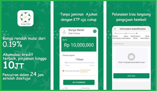 Bunga Melati Apk Pinjaman Online