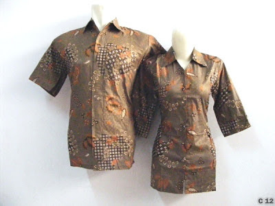 Batik Couple Terbaru Model Baju Kemeja Batik Couple Terbaru Model Baju