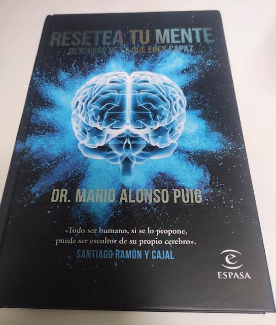 Portada libro Resetea  tu mente