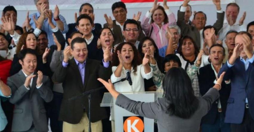 Ola de renuncias en el Fujimorismo tras salida de Daniel Salaverry de la bancada de Fuerza Popular