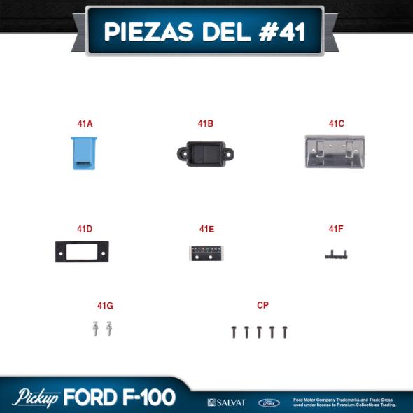 Entrega 41 Ford F-100
