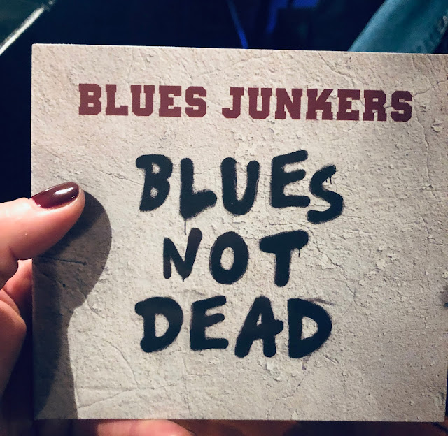 blues junkers