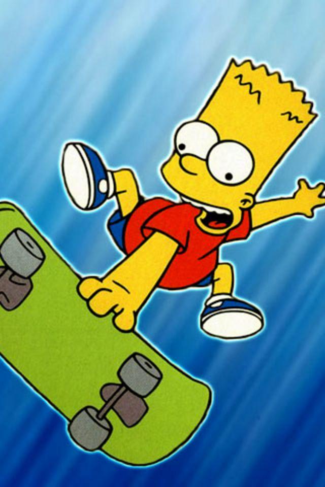 Bart Simpson Homer Simpson Marge Simpson Lisa Simpson The