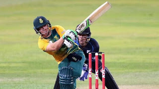 South Africa vs New Zealand 1st T20I 2015 Highlights