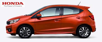 Harga Honda Brio Terbaru di Medan