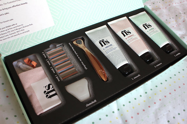 FFS women's razor subscription service
