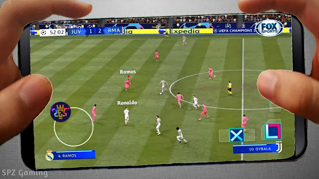 FTS 21 MOD PES 2021 Android Offline 300MB Best Graphics Real Faces New Kits & Transfers Update