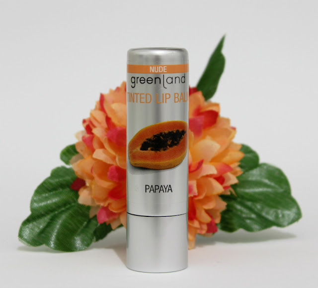 Labial natural de papaya Greenland