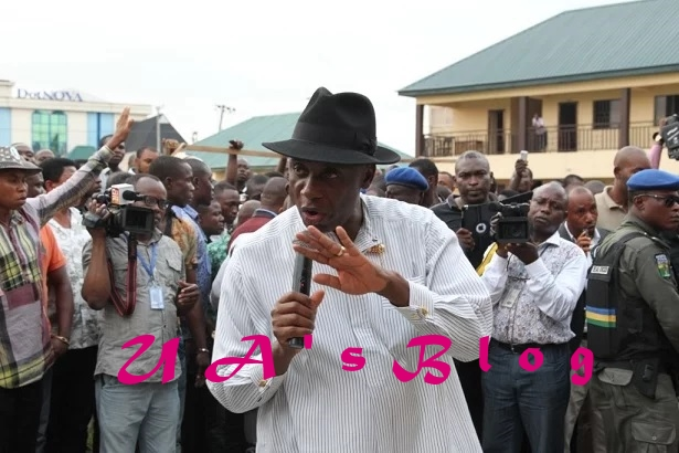 We cannot allow one irresponsible man kill Rivers people – Amaechi fires at Wike