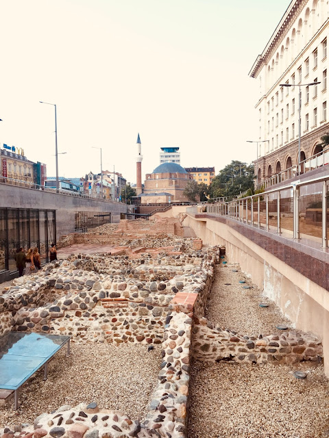 Sofia Ancient Serdica Archaeological Complex