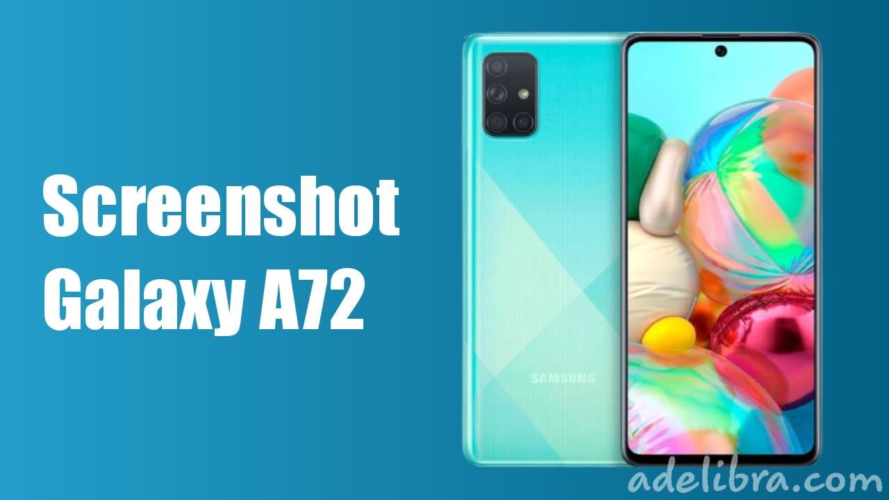 Screenshot Galaxy A72