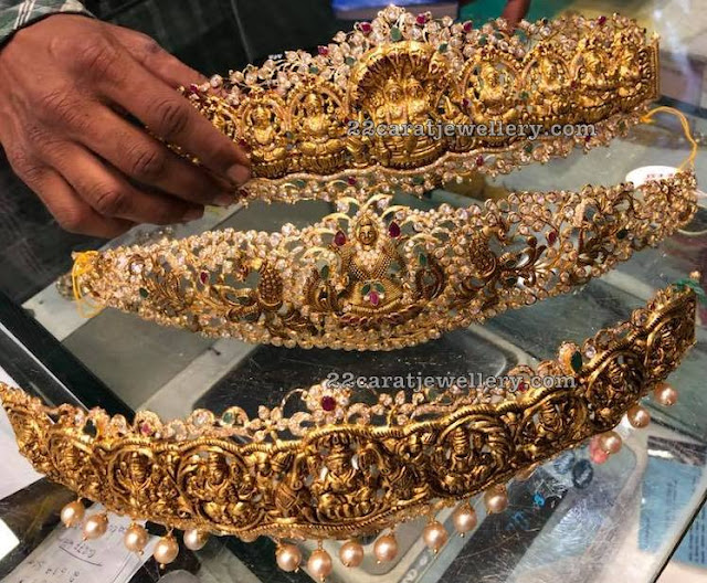 Astalaxmi Waist Belts by Premraj Jewellers