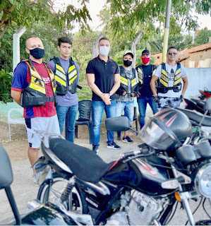 Mototaxistas apresentam demandas ao 'Gabinete em Saída' do vereador Ramon Menezes