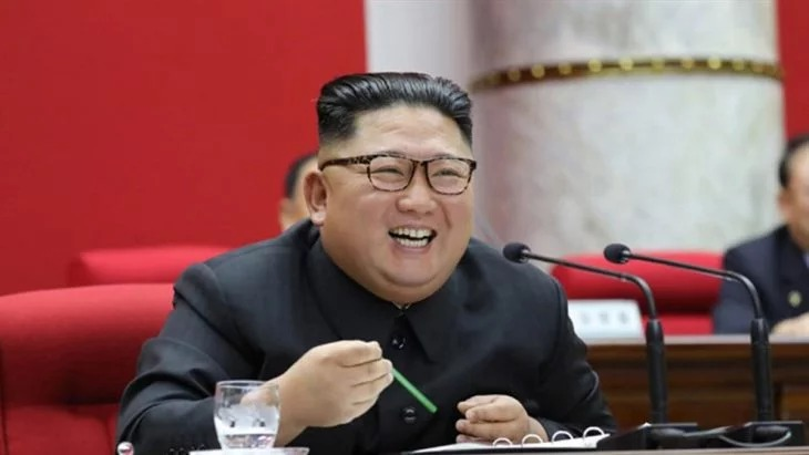 Kim Jong-un revela que en Corea del Norte no hay ni un solo caso confirmado de Covid-19