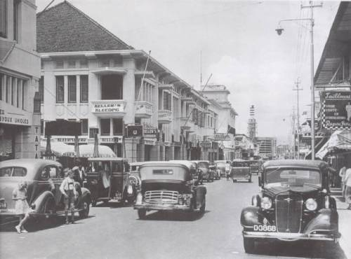 Koleksi Foto Bandung Tempo Doeloe