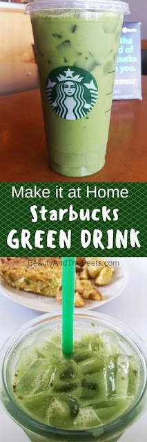 Starbucks Green Drink Copycat Recipe