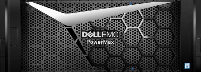 Dell Technologies oferece a maior inovação de storage da industria, desempenho excecional e flexibilidade de Multi-Cloud no Dell EMC PowerMax