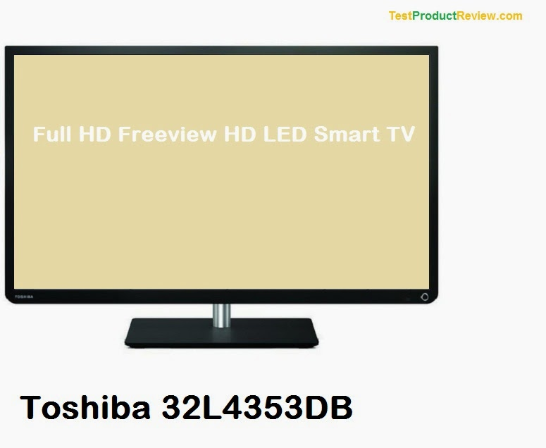 Toshiba 32L4353DB review