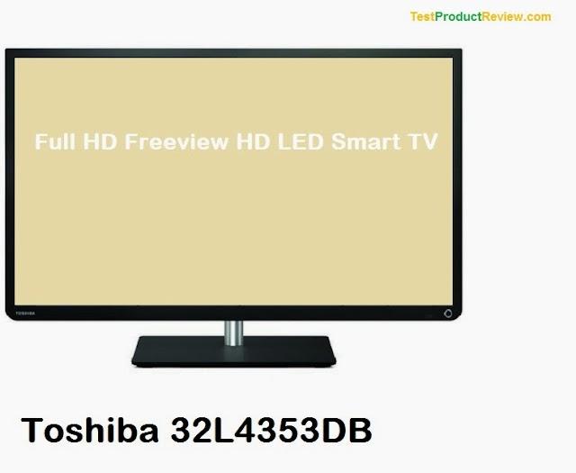 Toshiba 32L4353DB cheap 32-inch Full HD Smart LED TV