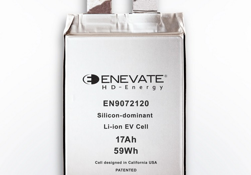 Tinuku.com Enevate announces 5-minute extreme fast battery charging