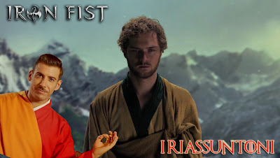 Iron Fist Riassuntone episodio 1
